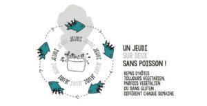 15/11 - 19h: Jeudi sans Poisson - Menu végé pour les gourmand.e.s
